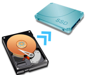 how to move app data from ssd to hdd