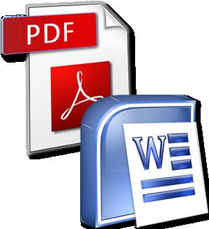 PDF轉Word檔案免費軟體下載