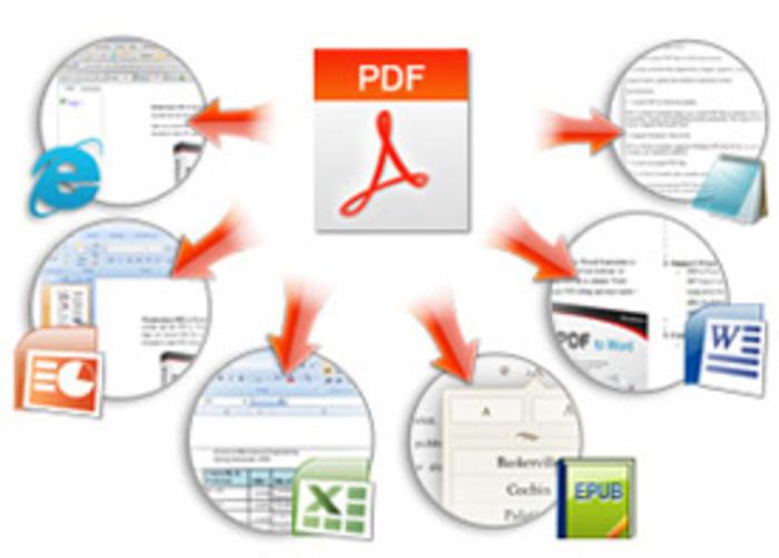 免費PDF轉檔工具