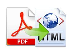 PDF轉HTML網頁