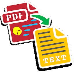 PDF轉Txt文字檔