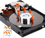 硬碟資料格式化救援