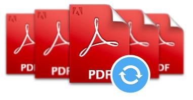 批量轉換PDF