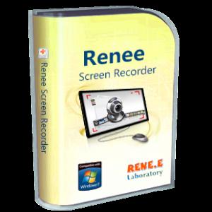 Renee Screen Recorde包裝盒