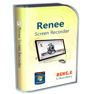 Renee Screen Recorde包裝盒