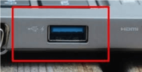 大電流USB端口