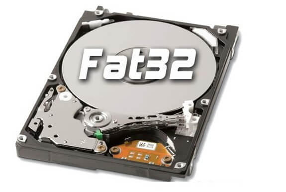 fat32檔案系統