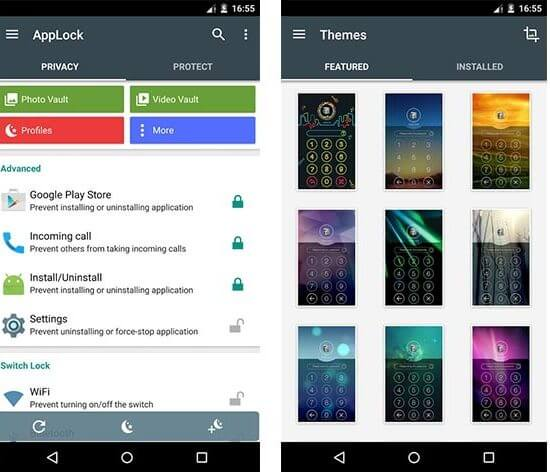 Android-App-lock
