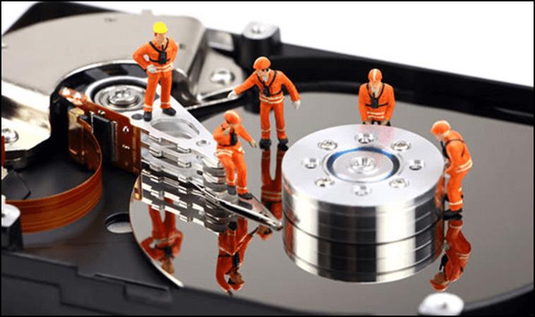 硬碟/固態硬碟讀不到或無法辨識修復方法