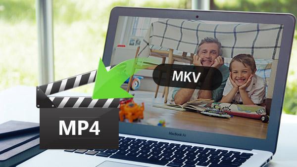 MKV轉MP4