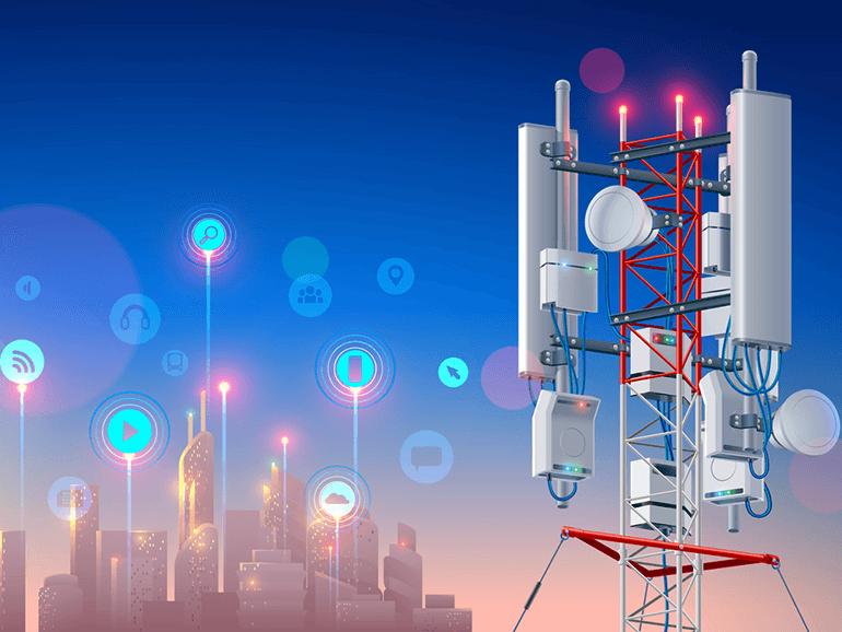 5G連接基建設施