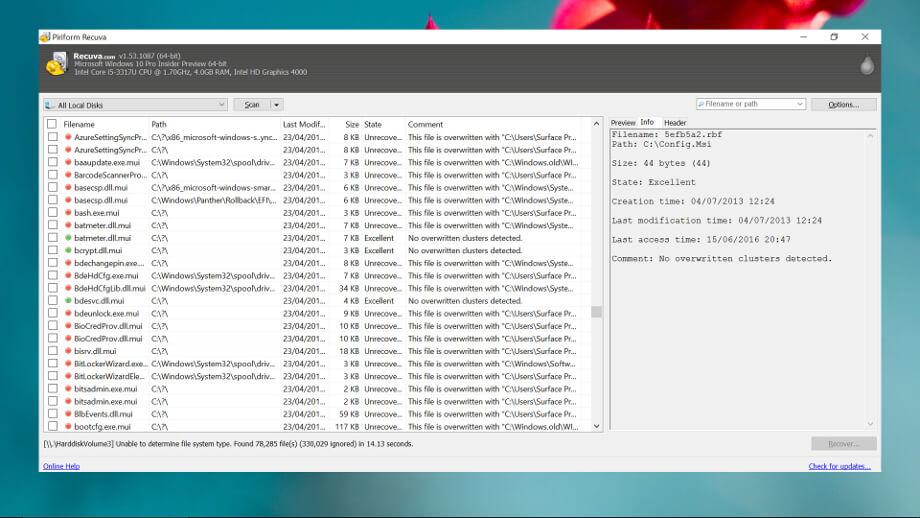 SD卡檔案救援軟體