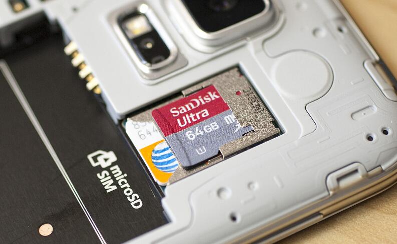 格式化SD卡