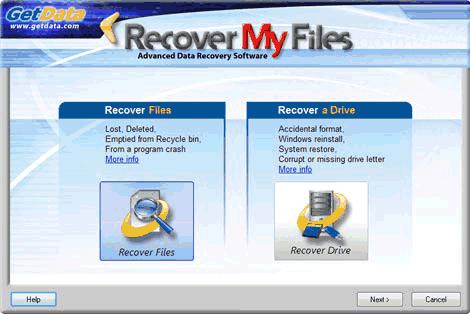 檔案救援軟體