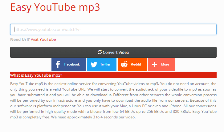 youtube轉檔MP3