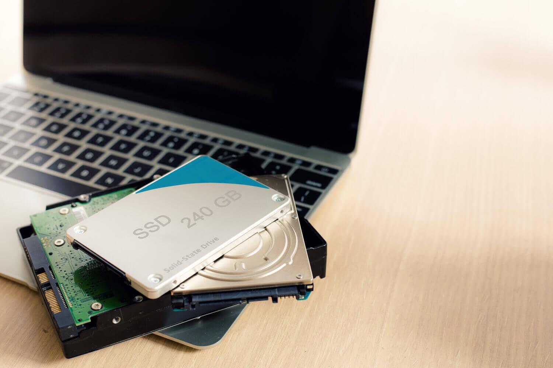 固態硬碟檢測修復