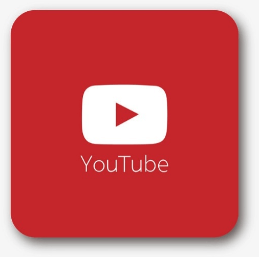 youtube手機app的圖示