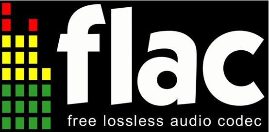 flac音訊檔案格式的圖示