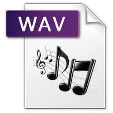 WAV格式