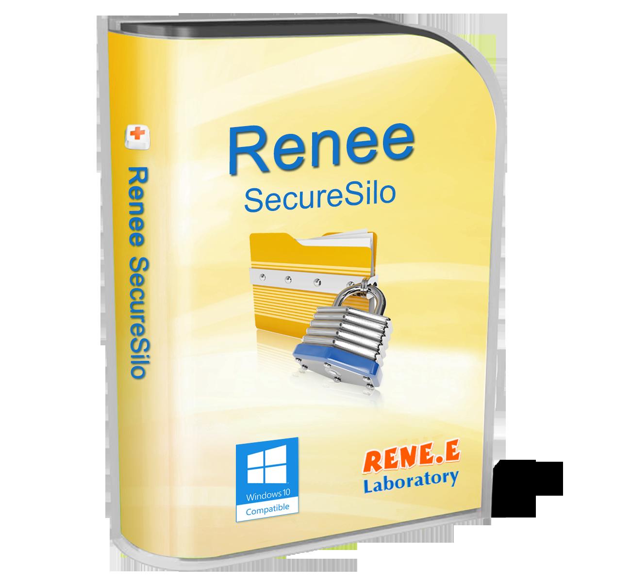 SecureSilo 包裝盒