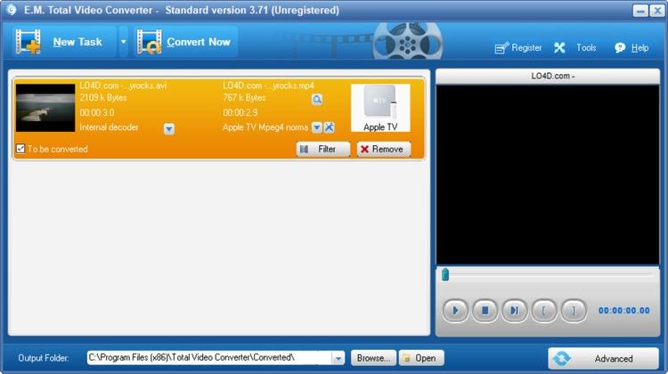 影片轉檔軟體