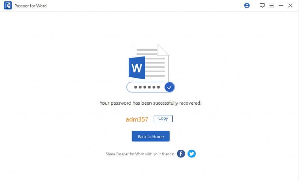 文檔的密碼破解器