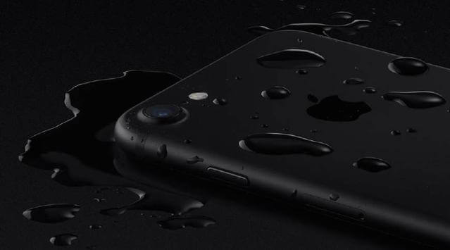 iphone抗水