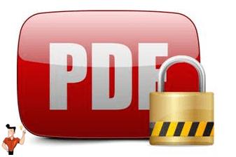 PDF需要用密碼保護