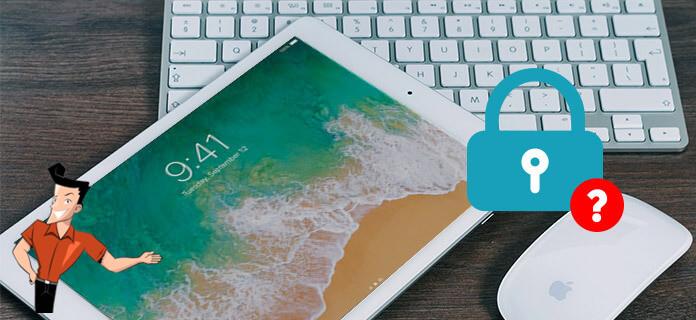 忘記ipad密碼
