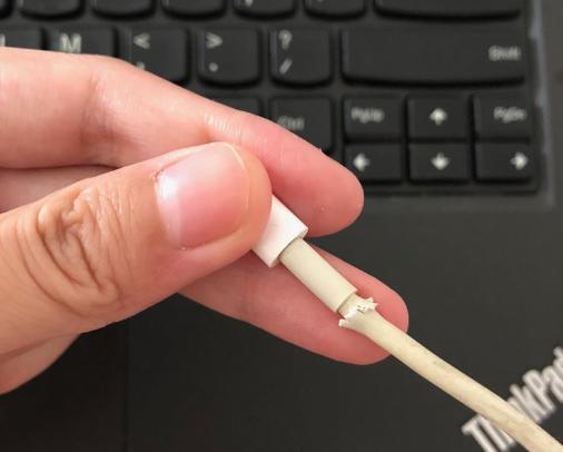 電腦無法辨識iPhone