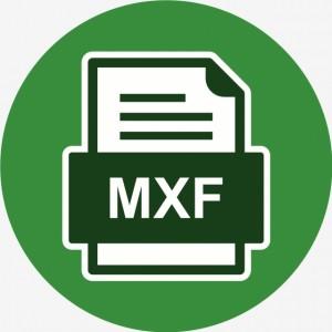 mxf轉檔