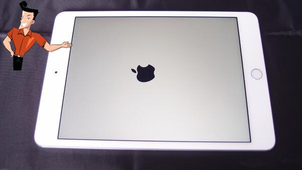iPad重開機