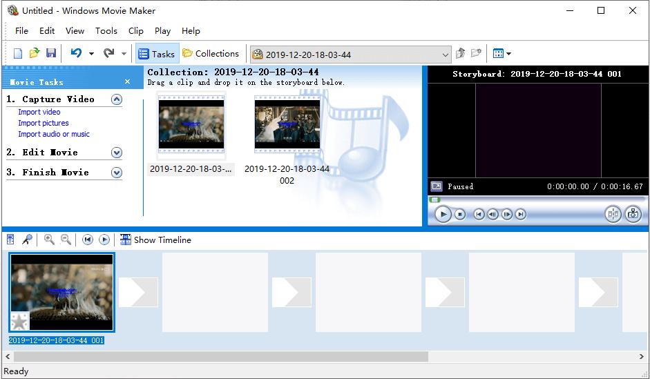 Windows Movie Maker匯出MP4影片