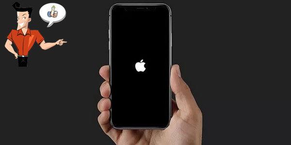 iPhone無法開機