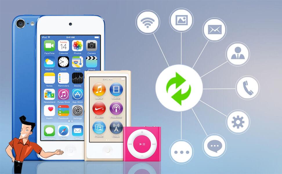 iPod回復原廠設定