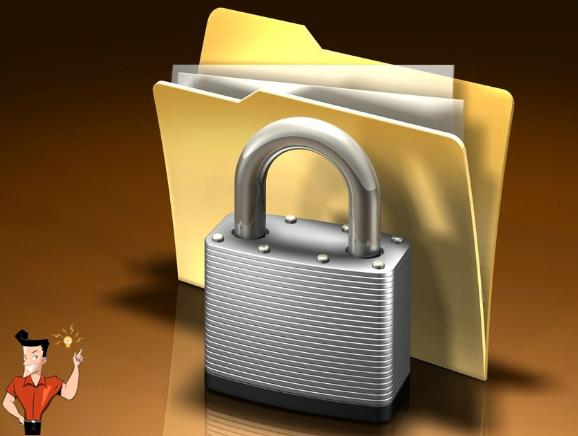 資料夾設密碼