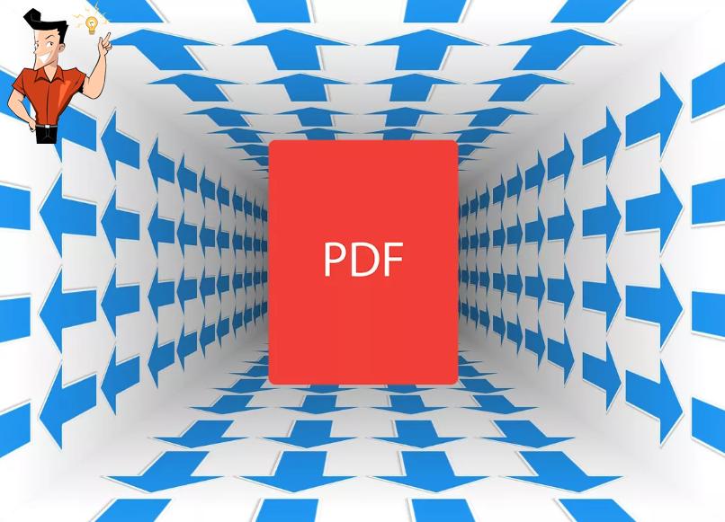 打開pdf