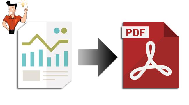 Excel轉PDF