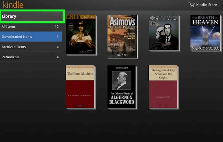 Kindle PDF 轉檔