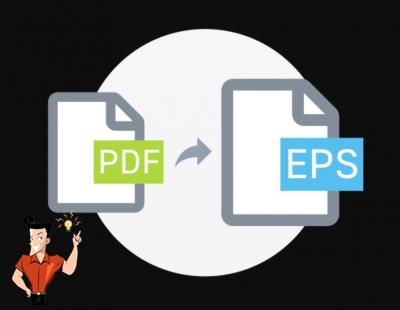 PDF轉EPS