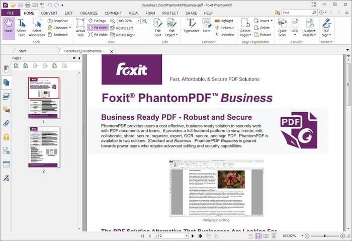 編輯PDF