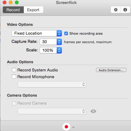 screenflow軟體