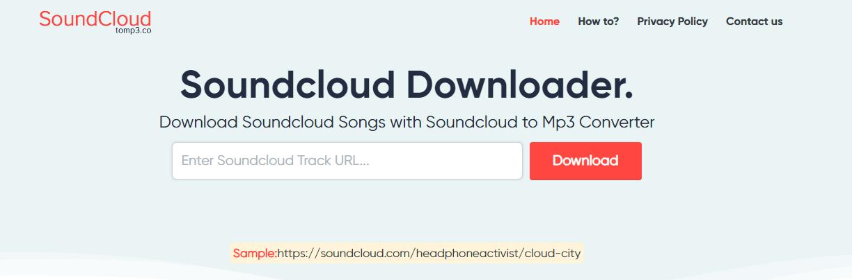 soundcloud 音樂下載