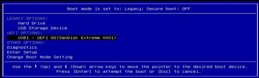 BIOS快捷鍵
